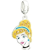 Disney Chamilia Charm - Cinderella Dangle