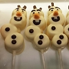 Disney Goofy's Candy Co. Bakery - FROZEN OLAF Marshmallow Wand