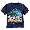Disney Toddler Shirt - My First Trip to Walt Disney World - Blue