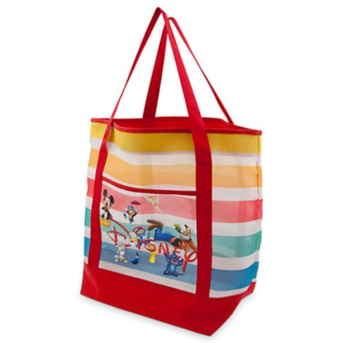 Your WDW Store - Disney Beach Bag - Disney Logo Summer Fun Brights