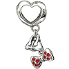 Disney Chamilia Charm - Minnie Mouse Fashionably Tied