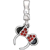 Disney Chamilia Charm - Minnie Mouse Headband Dangle