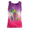 Disney CHILD Shirt - Mickey Mouse Ribbed Tank Top - Pink & Purple