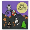 Disney 5 Pin Booster Set - Itty Bitties Nightmare Before Christmas