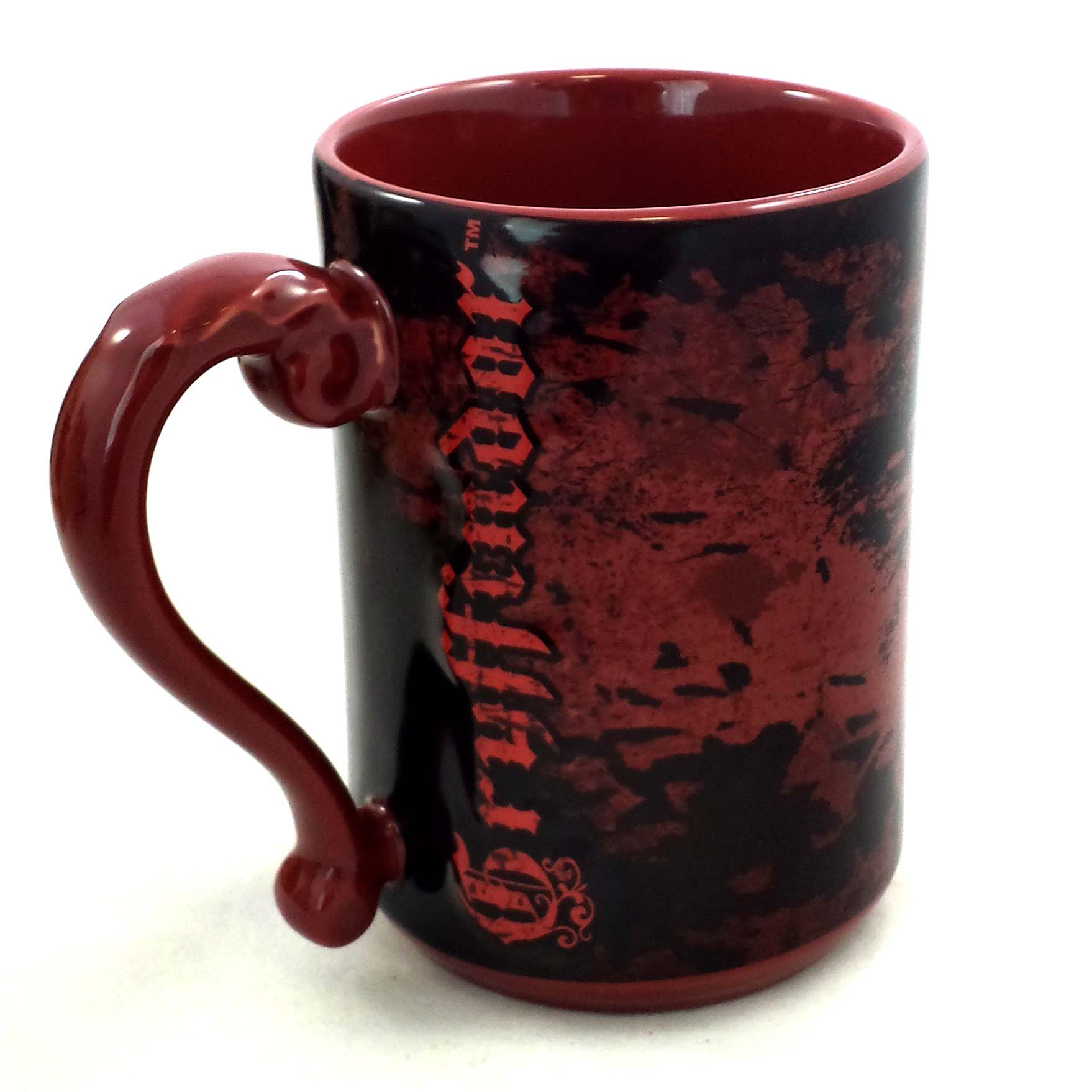 your wdw store universal coffee cup mug harry potter gryffindor. Black Bedroom Furniture Sets. Home Design Ideas