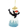 Sea World Christmas Ornament - Orca Gumdrop