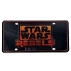 Disney License Plate - Star Wars Rebels