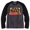 Disney Adult Shirt - Star Wars Rebels Long Sleeve Tee