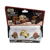Disney Racers Car - CARS as Star Wars Luigi C-3PO Pitties as Jawas