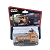 Disney Racers Car - CARS as Star Wars Red as Chewbacca