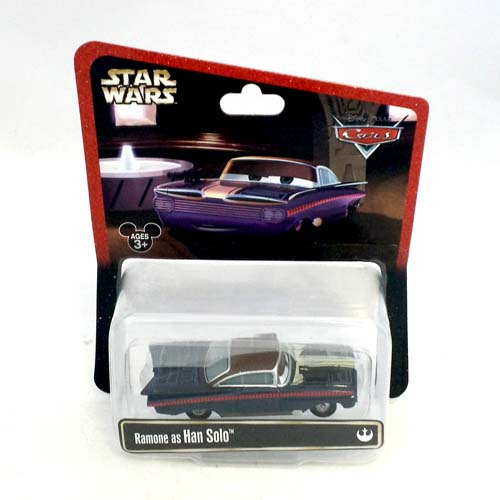 Your WDW Store Disney Racers Car CARS As Star Wars Ramone