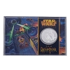Disney Collector Coin - Star Wars Weekends 2014 Passholder Silver