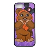 Disney iPhone 5 Case - Ewok with Mickey Ears Black