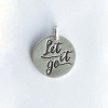 Disney Charm - Sterling Silver Let it Go