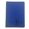 Disney Notebook - Frozen Olaf Softcover Notebook - Blue