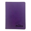 Disney Notebook - Frozen Softcover Notebook - Purple