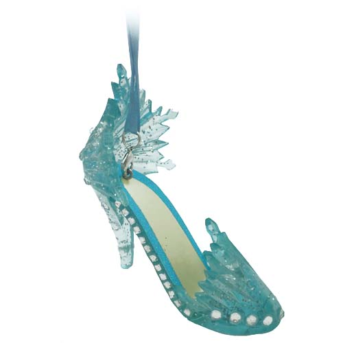 your wdw store - disney shoe ornament - queen elsa