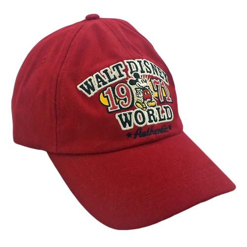 walt disney baseball hats character hat world red with ears