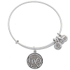 Disney Alex and Ani Charm Bracelet - EPCOT - Silver