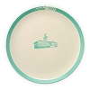 Disney Dinner Plate - Mickey's Diner Logo Dinner Plate - 11''