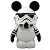 Disney Vinylmation Figure - Stormtrooper - John Henselmeir