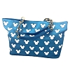 Disney Tote Bag - Mickey Icon - Turquoise