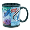 Disney Coffee Cup Mug - Attraction Poster Art - Teal