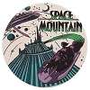 Disney Coaster - Attraction Poster Art - Space Mountain