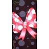 Disney Customized Phone Case - Minnie Bow
