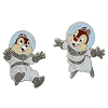 Disney Chip and Dale Pin - Astronauts