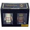 Disney 3'' Vinylmation - Star Wars Weekends 2014 - Sand Jawa and R5 D4