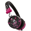 Disney Headphones - High-Definition Minnie Mouse Pink Polka Dot