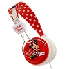 Disney Headphones - High-Definition Minnie Mouse Red