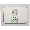 Disney Artist Sketch - Frozen - Princess Anna - Close-up
