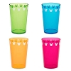 Disney Plastic Tumbler Set - Color Fusion Mickey Mouse