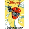 Disney Print - 16 X 20 - Tomorrowland Skyway - Disneyland