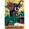 Disney Print - 16 X 20 - ADVENTURELAND - Jungle River