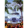 Disney Print - 16 X 20 - Walt Disney World - Crystal Palace