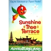 Disney Print - 16 X 20 - Adventureland - Sunshine Tree Terrace