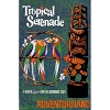 Disney Print - 16 X 20 - Adventureland - Tropical Serenade