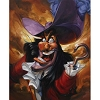 Disney Artist Proof - Greg McCullough - Giclee On Canvas - Feared Antagonist