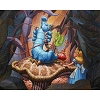 Disney Artist Proof - Greg McCullough - Giclee On Canvas - Who Are Youuuuuu