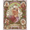 Disney Artist Proof - Greg McCullough - Giclee on Watercolor Paper - Deco Miss Piggy