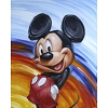 Disney Artist Proof - Greg McCullough - Giclee On Watercolor Paper - Rainbow Mickey