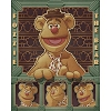 Disney Artist Proof - Greg McCullough - Giclee On Canvas - Deco Fozzie