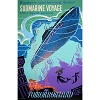 Disney Print - 16 X 20 - Tomorrowland - Submarine Voyage