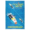 Disney Print - 16 X 20 - Tomorrowland - Rocket Jets