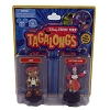 Disney Action Figure - Theme Park Tagalongs - Jake and Captain Hook