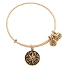 Disney Alex and Ani Charm Bracelet - Mickey's Fun Wheel - Gold
