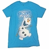 Disney CHILD Shirt - Frozen Olaf Hollywood Studios Summer Fun
